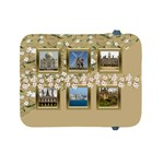 Flowers Apple  iPad 2/3/4 Soft Case - Apple iPad 2/3/4 Protective Soft Case