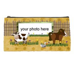 Country Style Pencil Case By Zornitza   Pencil Case   Aqwxr00qnf1l   Www Artscow Com Front