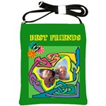 Best Friends shoulder sling bag