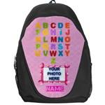 Girls ABC backpack - Backpack Bag