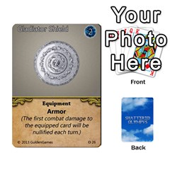 Shattered Olympus Core Set By Julian Wehrmann   Playing Cards 54 Designs   Fi5osaspz3o4   Www Artscow Com Front - Diamond4