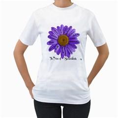Price Of Sarcoid Tshirt Womens  T-shirt (White)