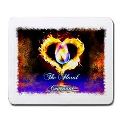 Thefloralcovenant Large Mouse Pad (rectangle) by AuthorPScott