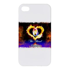 Thefloralcovenant Apple Iphone 4/4s Premium Hardshell Case by AuthorPScott