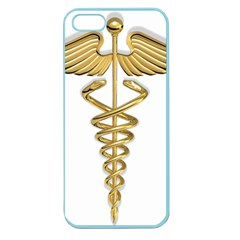 Caduceus Medical Symbol 10983331 Png2 Apple Seamless Iphone 5 Case (color) by artattack4all