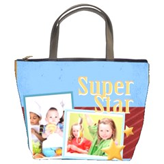Super Star By Mac Book   Bucket Bag   31aaypplmdpx   Www Artscow Com Front