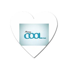 Cool Designs Store Magnet (heart) by CoolDesignsStore