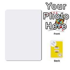 Jack Gato Bom Gato Mau By Alan Romaniuc   Playing Cards 54 Designs   Romh4c1ygh4o   Www Artscow Com Front - ClubJ