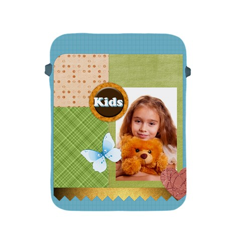 Kids By Joely   Apple Ipad 2/3/4 Protective Soft Case   Cwerf2oceioc   Www Artscow Com Front