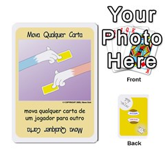 Gato Bom Gato Mau By Alan Romaniuc   Playing Cards 54 Designs   0qr64pa1fo9k   Www Artscow Com Front - Club4