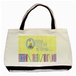 princess book bag - Basic Tote Bag