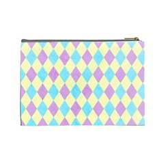 Large Makeup Bag By Emily   Cosmetic Bag (large)   510ahwbrmfrn   Www Artscow Com Back