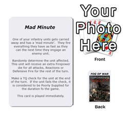 Fog Of War Cards  Tomorrow s War 1 By Fred   Playing Cards 54 Designs   Mpqsuqjtv5xk   Www Artscow Com Front - Heart7