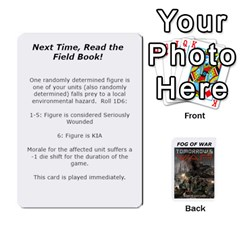 Ace Fog Of War Cards  Tomorrow s War 1 By Fred   Playing Cards 54 Designs   Mpqsuqjtv5xk   Www Artscow Com Front - ClubA