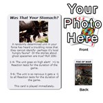 Fog of War Cards- Tomorrow s War 2 - Playing Cards 54 Designs