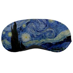 Starry night Sleeping Mask by ArtMuseum