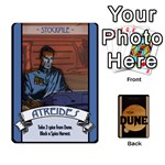 Coup - Dune - Playing Cards 54 Designs