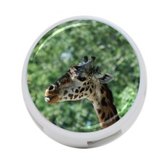 Cute Giraffe 4 Port Usb Hub (two Sides) by AnimalLover