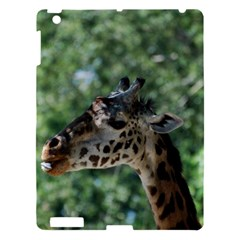 Cute Giraffe Apple Ipad 3/4 Hardshell Case by AnimalLover