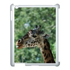 Cute Giraffe Apple Ipad 3/4 Case (white) by AnimalLover
