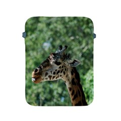 Cute Giraffe Apple Ipad 2/3/4 Protective Soft Case by AnimalLover