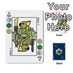 King Decktet Ptbr By Alan Romaniuc   Playing Cards 54 Designs   Awv0lq7161t1   Www Artscow Com Front - SpadeK