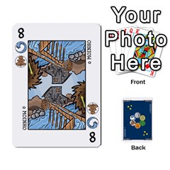Decktet Ptbr By Alan Romaniuc   Playing Cards 54 Designs   Awv0lq7161t1   Www Artscow Com Front - Heart6