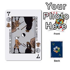 Decktet Ptbr By Alan Romaniuc   Playing Cards 54 Designs   Awv0lq7161t1   Www Artscow Com Front - Heart7
