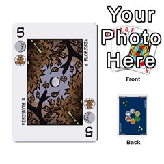 Decktet Ptbr By Alan Romaniuc   Playing Cards 54 Designs   Awv0lq7161t1   Www Artscow Com Front - Diamond3