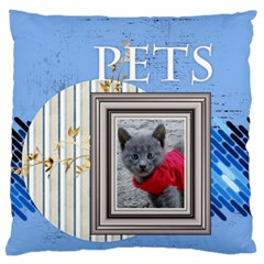 Pet By Joely   Large Cushion Case (two Sides)   Ts57q0rq9jut   Www Artscow Com Front