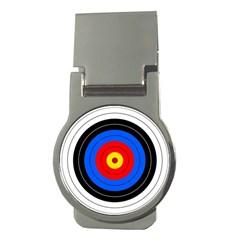 Target Money Clip (round) by hlehnerer