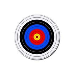 Target Drink Coaster (round) by hlehnerer