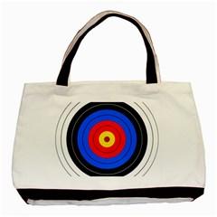 Target Classic Tote Bag by hlehnerer
