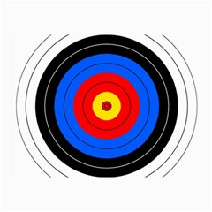 Target Canvas 20  X 30  (unframed) by hlehnerer