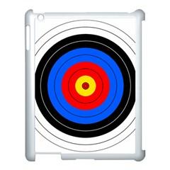 Target Apple Ipad 3/4 Case (white) by hlehnerer