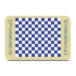 Epaminondas Board - Plate Mat