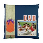 father - Standard Cushion Case (Two Sides)