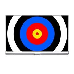 Target Business Card Holder by hlehnerer