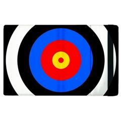 Target Apple Ipad 3/4 Flip Case by hlehnerer