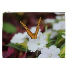 Butterfly 159 Cosmetic Bag (xxl) by pictureperfectphotography