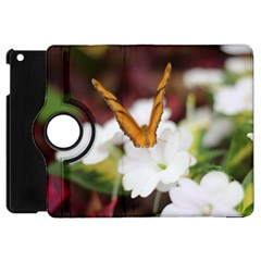 Butterfly 159 Apple Ipad Mini Flip 360 Case by pictureperfectphotography