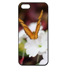 Butterfly 159 Apple Iphone 5 Seamless Case (black) by pictureperfectphotography