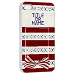 Star Spangled iPhone 4/4S Case - Apple iPhone 4/4s Seamless Case (White)