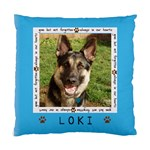 loki - Standard Cushion Case (One Side)