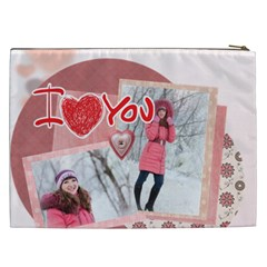 Love By Ki Ki   Cosmetic Bag (xxl)   24ie2wksqghq   Www Artscow Com Back