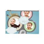 city life - Cosmetic Bag (Large)