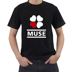 Love Muse Fan Mens' T Shirt (black) by teeaddict