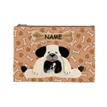 Doggie large cosmetic bag - Cosmetic Bag (Large)