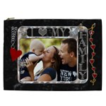 Love Family XXL Cosmetic Bag - Cosmetic Bag (XXL)