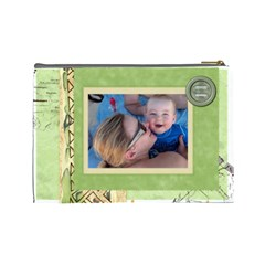 Danille By Rebecca Shields   Cosmetic Bag (large)   Gnc90lfnf81a   Www Artscow Com Back